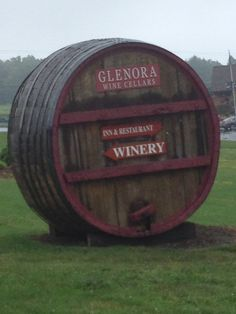 Glenora Winery ❤
