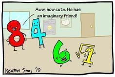 Math jokes!