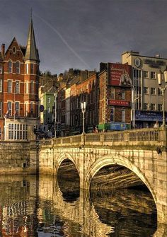St.Patrick's Bridge, Cork, Ireland