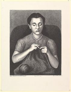 Harold Anchel  (American, 1912–1980)  Published by WPA Date: 1935–43: Lithograph