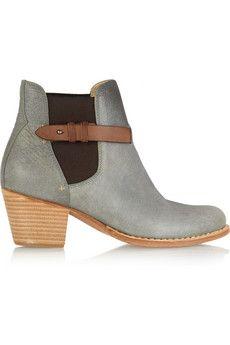 durham leather ankle boots ++ rag & bone
