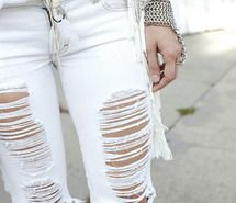 Ripped Jeans (;