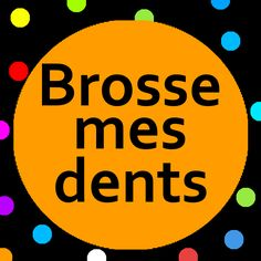 Learn about brushing teeth with Brosse, Brosse mes dents song and song lyrics.  This French children's song is perfect for preschoolers and kindergarten kids.