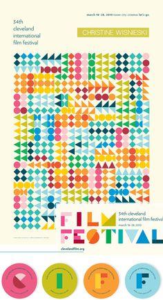 Cleveland International Film Festival poster