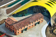 Future Systems, Jan Kaplicky, SHIRO STUDIO | Andrea Morgante — Museo Enzo Ferrari
