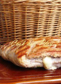 Cook and Play: Punjeni lungić