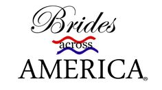 Brides Across America works with bridal shops to provide free wedding gowns to military brides!