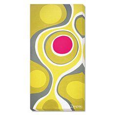 Pink Dot-- david bromstad painting