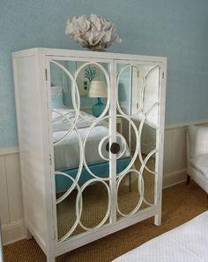 Mirrored Dresser!