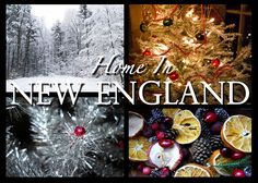 Home In New England ♥
