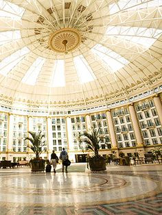 French Lick, Indiana: French Lick Resort- pictures don't do it justice