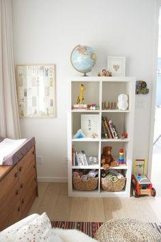 danielle oakey interiors: Beautiful Nursery: Rental Approved!