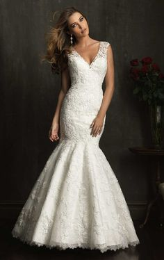 Allure Bridals 2014 + My Dress of the Week - Belle the Magazine . The Wedding Blog For The Sophisticated Bride