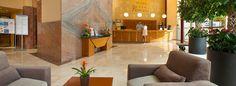 Recepción Hotel RH Princesa - Benidorm