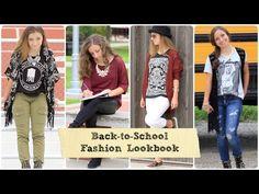 2014 Back-to-School Fashion | Brooklyn and Bailey #backtoschoolstyle #fashion #fallclothing #fashionlookbook #brooklynandbailey