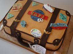 Suitcase Cake | Flickr - Photo Sharing!