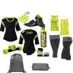 ZUMBA TIME outfits #zumba #style
