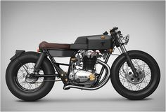 YAMAHA XS650 | BY THRIVE MOTORCYCLE