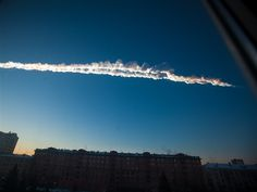 Streaking meteor explodes in Russian sky, injuring nearly 1,000 - Cosmic Log