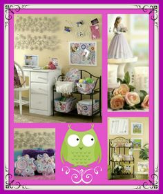 Have A Little Girls Room To Decorate Celebrating Home Has All You