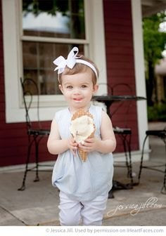 Ice Cream Themed Photo Inspiration