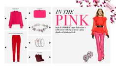 See the juicy Valentine trends in the PANDORA Magazine. #PANDORAmagazine #Pink #Red #Style #Fashion