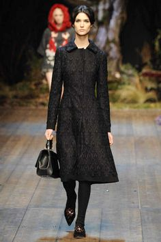Dolce & Gabbana | Fall 2014 Ready-to-Wear Collection | Style.com fashion weeks, winter, milan fashion, autumnwint 201415, dress, dolc, fall 2014, photo galleries, gabbana fall