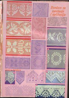 Crochet Patterns Filet on Pinterest