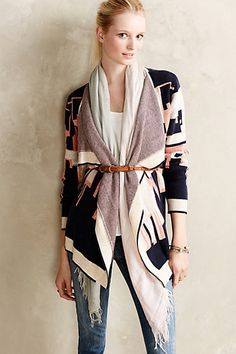 Cerrillos Cardigan #anthrofave