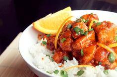 PF Chang's Orange Peel Chicken Copycat - Creole Contessa