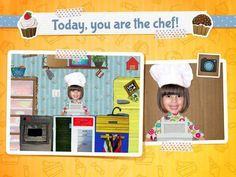 My Little Cook: I bake delicious cakes - a role-play app with 10 real pastry recipes. Appysmarts score: 91/100