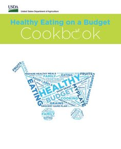 Eat healthy, while sticking to your #budget with #MyPlate's Sample 2 Week Menus! #groceries #saving #menus