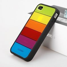 rainbow iphone case!