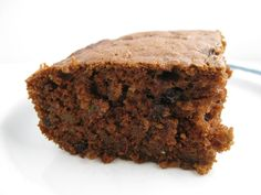 Chocolate Zucchini Cake with bonus Chocolate Zucchini brownie recipe - the can be made and baked simultaneously.