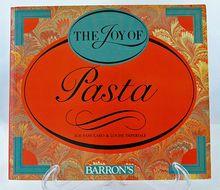 The Joy of Pasta Cookbook by Joe Famularo, 1983