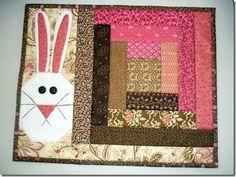 How cute is this mug rug!