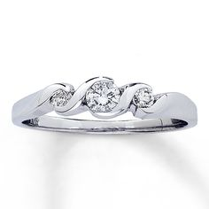 I like this ring.  It's flat and different.