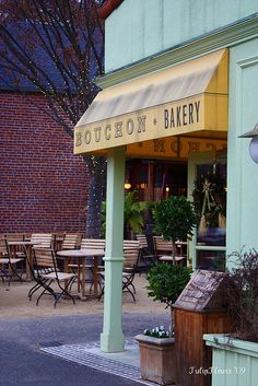 Bouchon Bakery | Yountville, California
