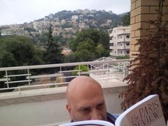 Savouring  calmly Zadie Smith #209 in the heart of the restless middle eastern mountains of Lebanon #readeverywhere