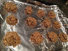 Peanut Butter Banana Oatmeal Breakfast Cookies- Sugar-free, Vegan and Delicious | Eat Feel Fresh