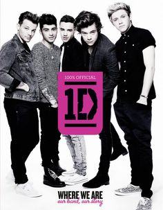 New 1D book!! On sale August 27th!