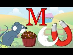Learn About The Letter M - Preschool Activity