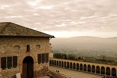 Assisi, Italy ... I would do just about anything to go back.