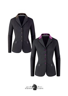 Pamela Henson competition jacket