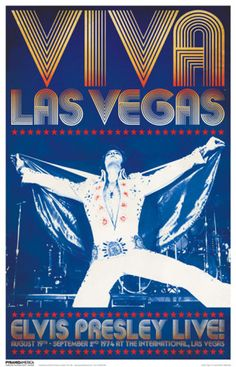 Elvis - Viva Las Vegas 1974