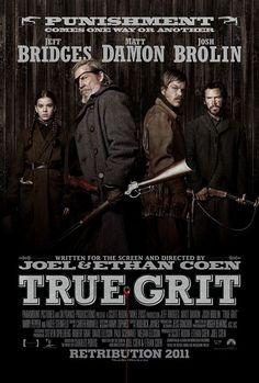 True Grit  #movies