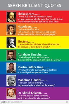 Quotes worth reading