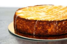 clementine cake by smitten, via Flickr