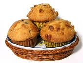 Low CarbBanana Bread Muffins