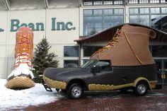 shoes, bean boots, anniversary, ll bean, mobiles